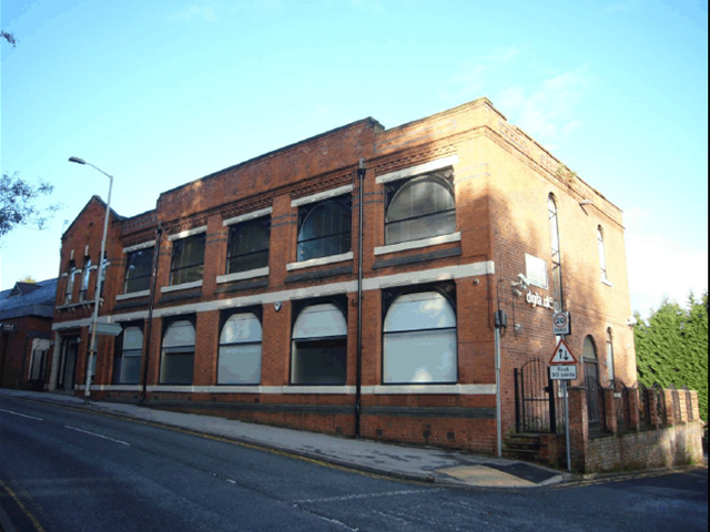 Seaton House, offices to rent Stockport