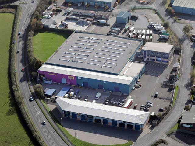 Warehousing  to let Stafford